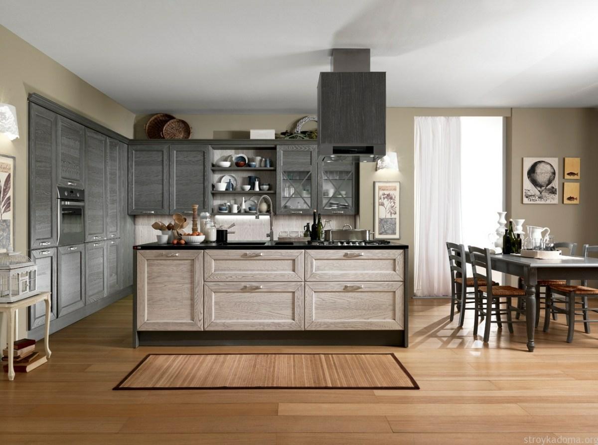 Шторы для кухни - 11