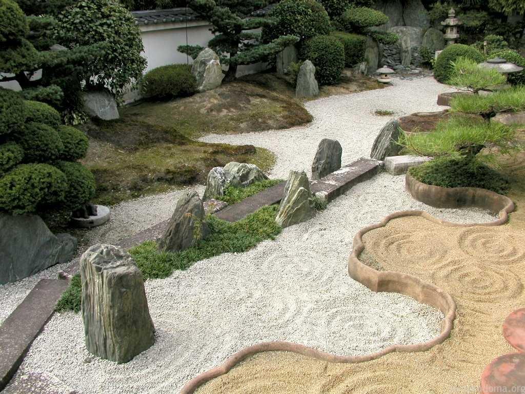 Сад из Камней 4