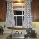 Современные шторы для кухни - 1