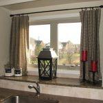 Современные шторы для кухни - 2