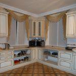 Современные шторы для кухни - 5