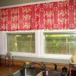 Современные шторы для кухни - 7
