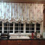 Современные шторы для кухни - 9