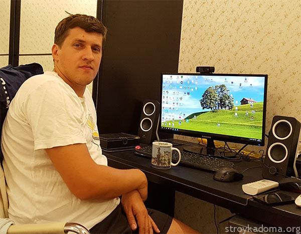 Владелец сайта stroykadoma.org, Плетнев Дмитрий