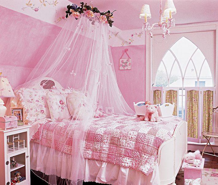 Волшебный будуар принцессы