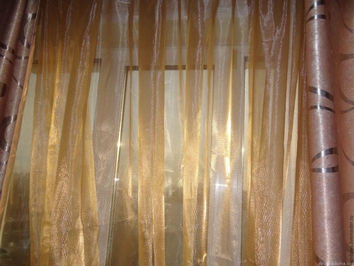 Модный золотисто-бежевый цвет