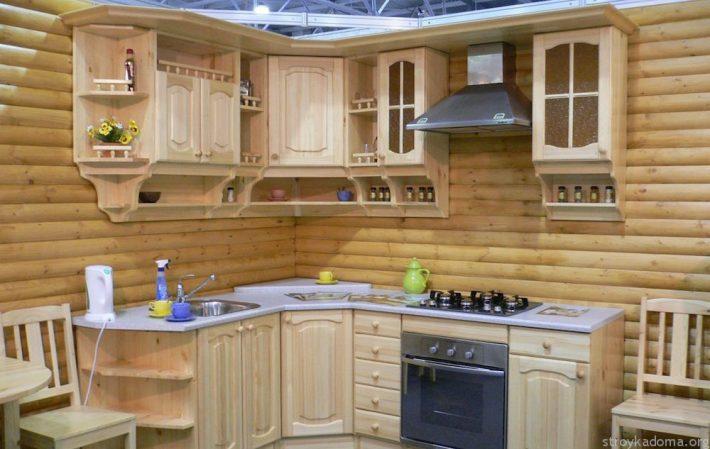 Мебель кухонная для дачи