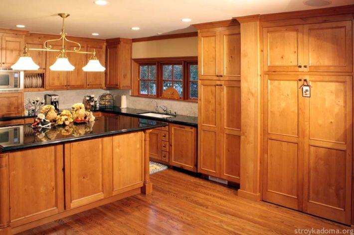Кухонная мебель тз сосны