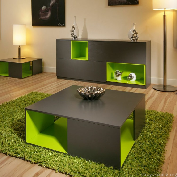 Decorating in Green  Better Homes and Gardens